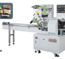 'h' series flow wrapping machines